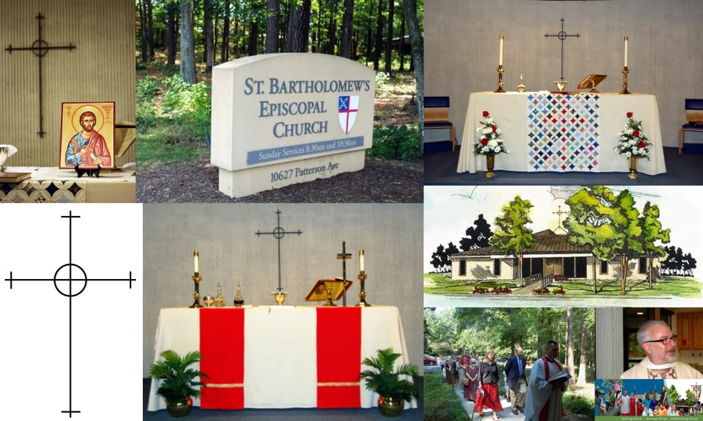St. Bart's Episcopal Richmond Serving Christ Seeking Christ Celebrating Christ
